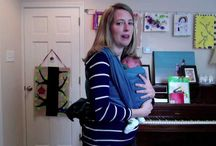Babywearing Wrapping Tips! / For those of us who wrap or would like to wrap our babies / toddlers we know that it can take a little practice to get it just right ;) These are some of the videos and tips that I have always found helpful
