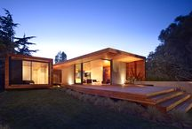 Small Spaces / Modern architecture that is connected with the human spirit and nature.