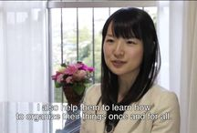 The Life Changing Magic of Tidying Up by Marie Kondo Book Trailer