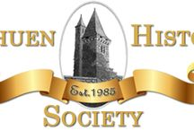 Welcome to Methuen / Check out some resources about the history of the city of Methuen and other events and fun places to visit here!