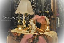 ~Romantic & Vintage Wedding Deco~