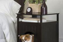 Cat Bed / by Dawn Harris