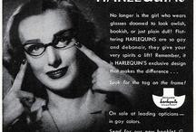 1940s Eye Glasses