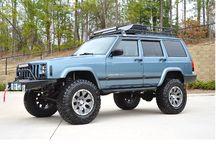 Jeep cherokee / Тюнинг