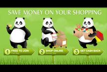 Panda Cash Back / Open your own free account now and start to earn cashback. Its totally free and simple. Save money on online shopping now! Our site helps you to earn on cash back rewards, simply sign up for free and you will start earning immediately on your purchases.To get more info: http://www.pandacashback.com