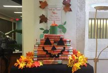 Fall 2015 Events and Displays / Events that took place Fall 2015 at Lesley Library