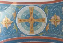 mural motif