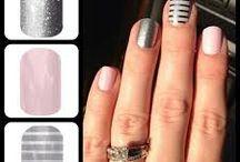 Jamberry Combos / Jamberry nail design combos I love.
