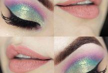 cut-make up