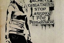 Banksy Love. / You want Art? You got it.