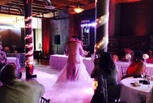 Dancing on a Cloud / Add a big WOW factor to your special first dance with Dancing on the Cloud.