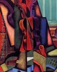 Cubism Paintings / Cubism Paintings