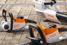 Stihl Compact Cordless Power System / The Compact Cordless System introduces a powerful and affordable range for the home gardener.