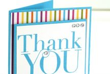 Stampin Up - Another Thank You
