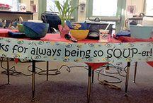 Volunteer Ideas / by Shana Allen