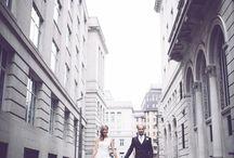 Wedding BNW / Modern BNW composition