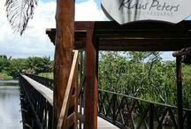 Parque Klaus Peter / Pertinho aqui do Via dos Corais