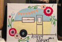 paint ideas / by Kristie Walters