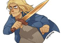 Gods of Asgard! (Magnus Chase stuff)