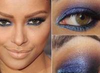 Maquillage ( Maquiagem ) / lindas e diferentes.... / by Antunes Danyele