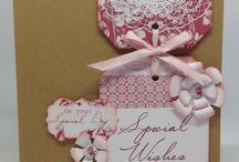 Toile de Jouy / by Craftwork Cards