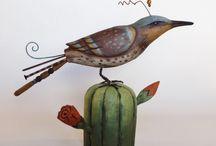Greg Guedel Carvings