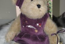 Boyds Bears / My new collecting obsession. / by Jennifer Turner