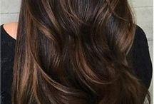 cabelos beleza da mulher