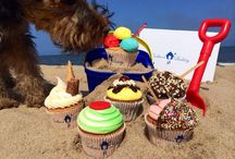Summer 2014 / Let us take you back to your childhood with our nostalgic ice cream inspired cupcakes! No need to run after the ice cream van for these