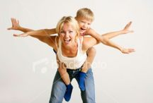 Mother and Son / Mother and Son photo ideas