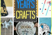 New Year Crafts