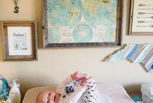 Nursery/Kids Rooms