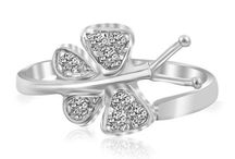 JUST TOE RINGS / www.mewe-accessories.com