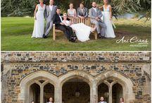 Fawsley church/Hall wedding