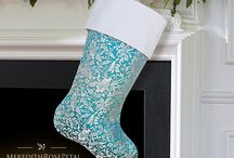 Turquoise Christmas Various