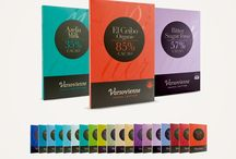 Diseño Packaging Chocolates Varsovienne