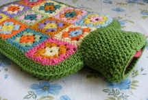 Ideas Hotwater bottle covers / Fun and quirky hot water bottle covers to knit and crochet and sew / by Claire Fairall Designs