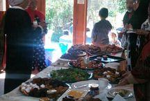 Rewaan Allie Saar'ah Dad  Book Lunches On Sunday 20 August
