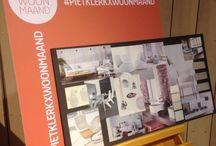 PIET KLERKX WOONMAAND / Van 28 september t/m 31 oktober organiseert Piet Klerkx de Woonmaand.