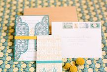 WEDDING COLORS / by Gabrielle Phillips