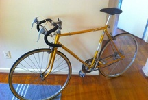 bikes!! / by Tri Trinh