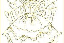 Fairy embr patterns