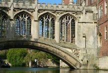 England - Oxford & Cambridge
