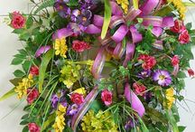 wreath / by Patty Fortner