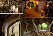 Mostly Earth and Stone Homes / by Lisa Wilson