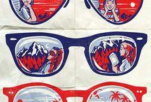 Sunglasses visions