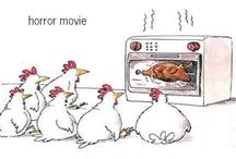 Chicken Humor / by Dona (Chicken Giggles) Parmely