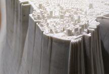 sculpture, installations