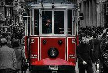 Трамвайчики. Trams.