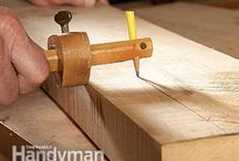 woodworking / Ahşap işçiliği